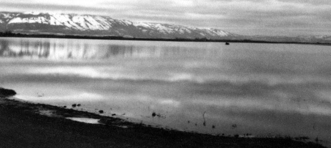 1964 Grande Ronde Valley flooding