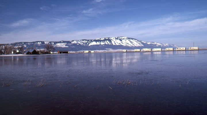 1984 Grand Ronde Valley flooding