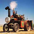 Steam Thresher