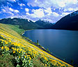 Wallowa Lake - Spring Bloom