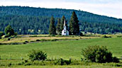 Pine Grove Church - Eastern Oregon