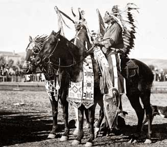 Indian Chiefs - Pendleton Round-up