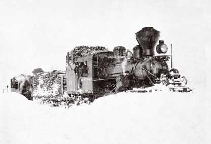 snowbound locomotives